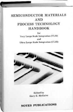 Buchdeckel Semiconductor Materials and Process Technology Handbook (Vlsi and Ultra Large Scale Integration)