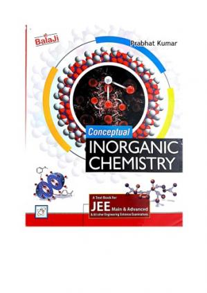 Book cover Conceptual inorganic chemistry (chapters 15–19)