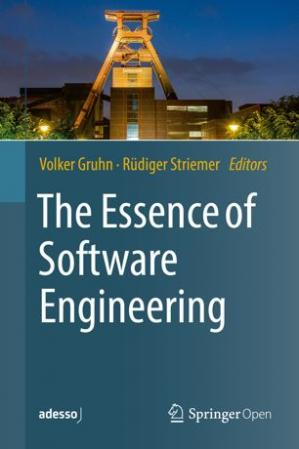 Book cover The Essence of Software Engineering