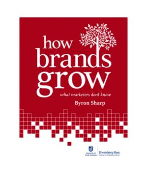 Copertina How Brands Grow: What Marketers Don't Know