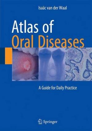 Book cover Atlas of Oral Diseases: A Guide for Daily Practice