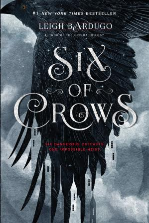 Buchdeckel Six of Crows