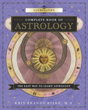 表紙 Llewellyn's Complete Book of Astrology: The Easy Way to Learn Astrology