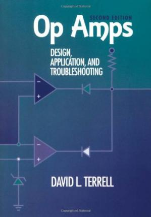 Book cover Op Amps Design Application and Troubleshooting