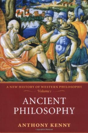 Book cover Ancient Philosophy: A New History of Western Philosophy Volume 1