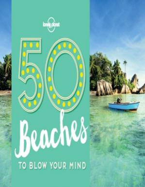Copertina 50 Beaches to Blow Your Mind