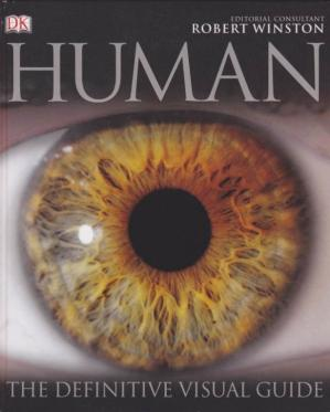 Buchdeckel Human: The Definitive Visual Guide, 2nd Edition