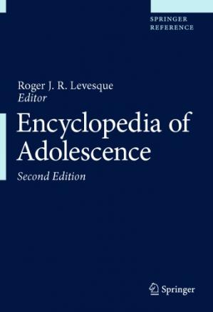 Обложка книги Encyclopedia of Adolescence