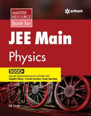 Sampul buku Master Resource Book in Physics 5000+ Questions and Solutions for IIT JEE Main 2020 IITJEE DB Singh Arihant ISBN  978-93-13195-48-1