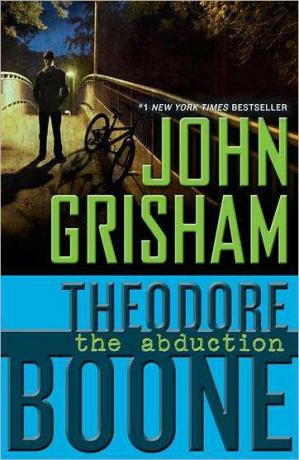 Book cover Theodore Boone: The Abduction
