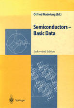 Bìa sách Semiconductors — Basic Data