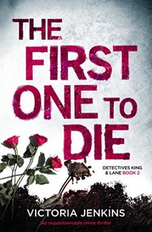 Book cover The First One To Die