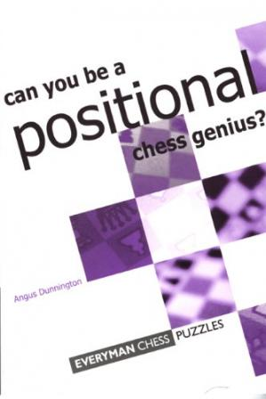 Buchdeckel Can You Be a Positional Chess Genius