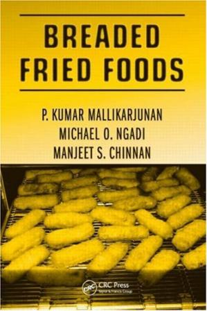 Sampul buku Breaded Fried Foods