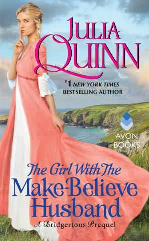 Book cover The Girl With The Make-Believe Husband
