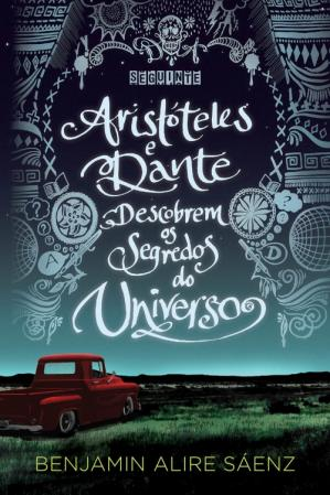Book cover Aristóteles e Dante descobrem os segredos do Universo