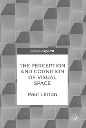 Book cover The perception and cognition of visual space
