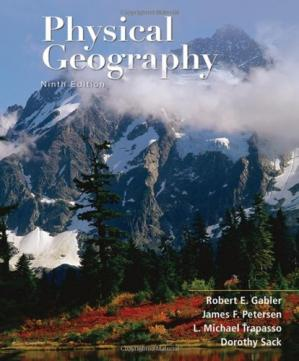 Copertina Physical Geography , Ninth edition