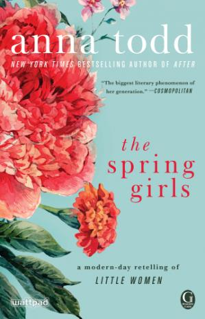 Book cover The Spring Girls