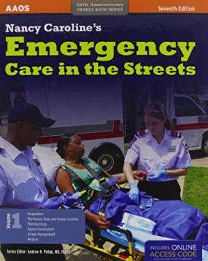 Couverture du livre Nancy Caroline's Emergency Care In The Streets