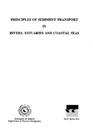 表紙 Principles of sediment transport in rivers, estuaries and coastal seas
