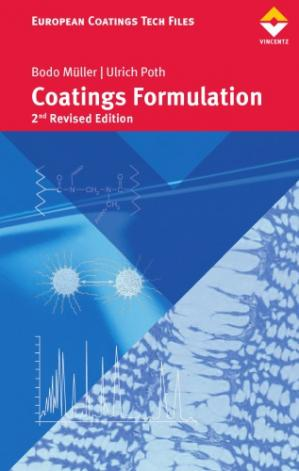Okładka książki Coatings formulation : an international textbook