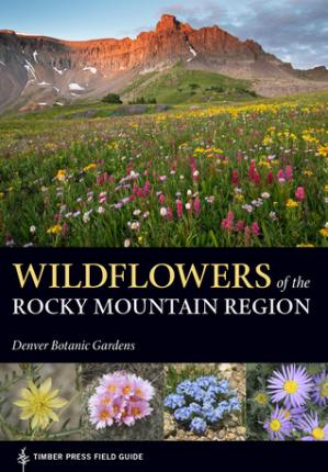 Book cover Wildflowers of the Rocky Mountain Region