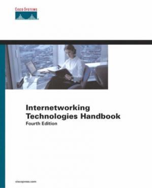 Εξώφυλλο βιβλίου Internetworking Technologies Handbook