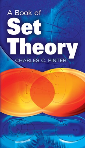 Book cover A Book of Set Theory