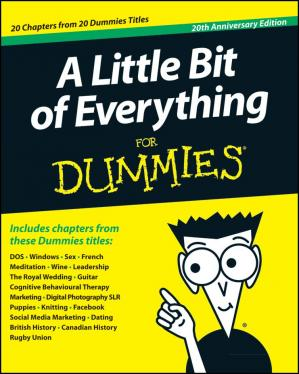 Book cover A Little Bit of Everything For Dummies