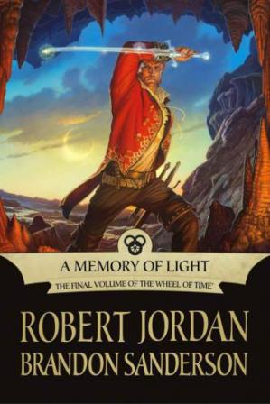 Sampul buku A Memory of Light