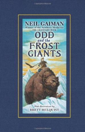 Book cover Odd and the Frost Giants