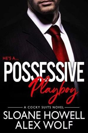 Book cover Possessive Playboy