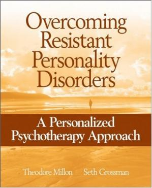 Sampul buku Overcoming Resistant Personality Disorders: A Personalized Psychotherapy Approach
