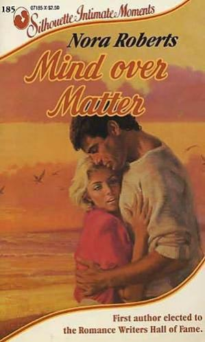 A capa do livro Mind over Matter (Language of Love, #45)