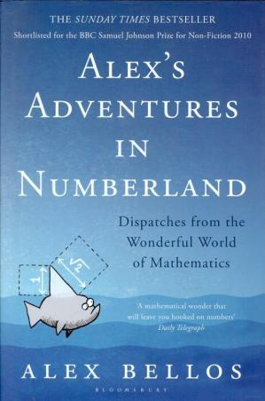 غلاف الكتاب Alex's Adventures in Numberland