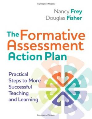 Book cover The Formative Assessment Action Plan: Practical Steps to More Successful Teaching and Learning