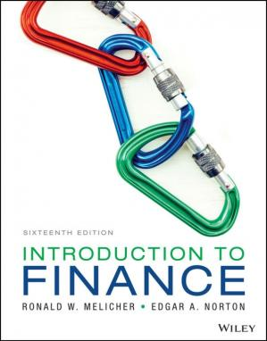 Copertina Introduction to Finance: Markets, Investments, and Financial Management, 16th Edition