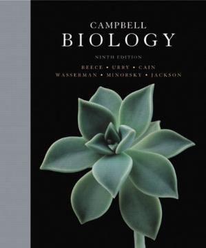 Book cover Campbell Biology, 9th Edition