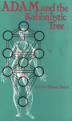 Book cover Adam and the Kabbalistic tree