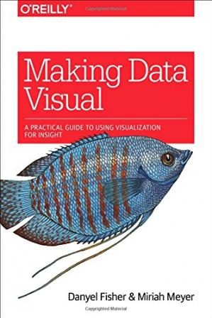 Copertina Making Data Visual: A Practical Guide to Using Visualization for Insight