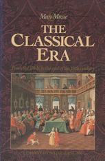 Portada del libro The Classical Era: From the 1740s to the end of the 18th Century