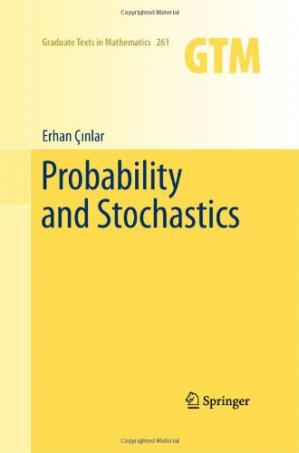 Kitap kapağı Probability and Stochastics