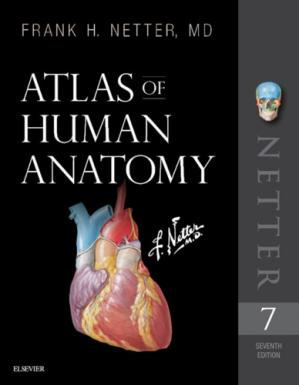 Book cover Atlas of Human Anatomy: Including Student Consult
