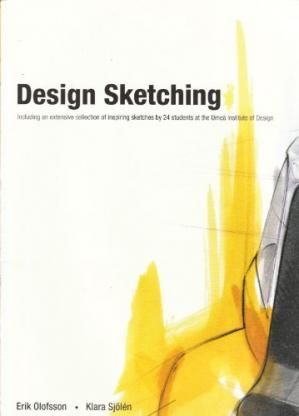 Book cover Design Sketching