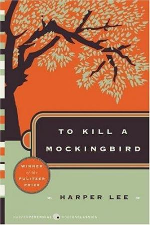 Book cover To Kill a Mockingbird