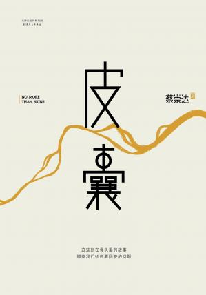 Book cover 皮囊