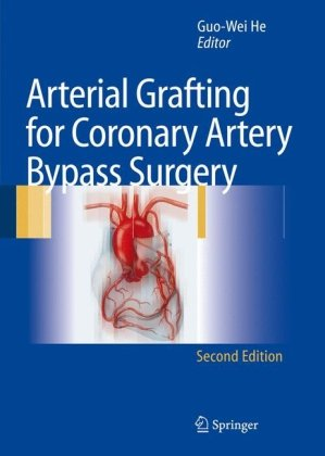 Copertina Arterial Grafting for Coronary Artery Bypass Surgery