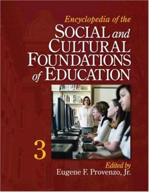 Book cover Encyclopedia of the Social and Cultural Foundations of Education