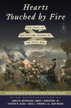 Buchdeckel Hearts Touched by Fire: The Best of Battles and Leaders of the Civil War